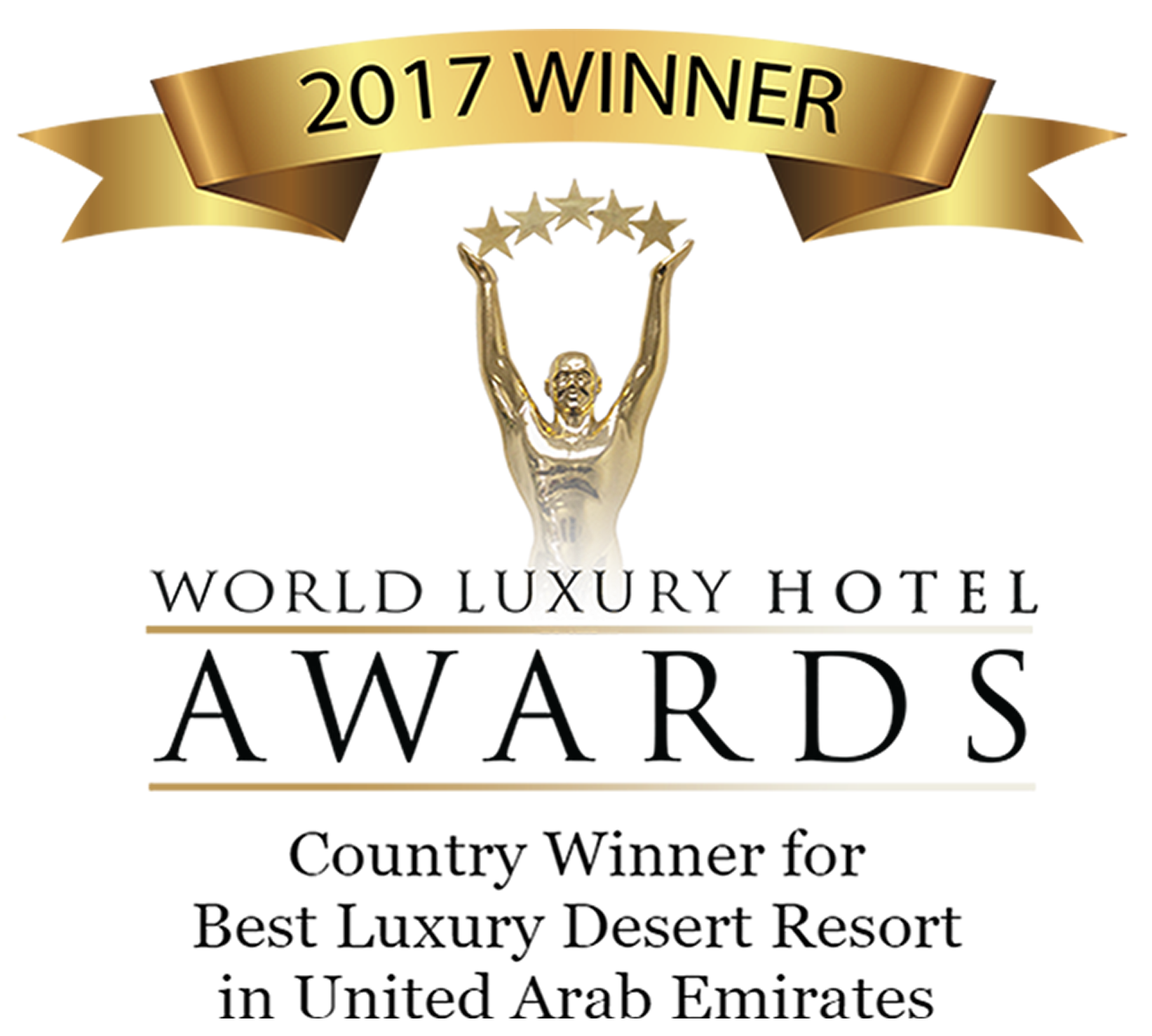 2017 wlha winner best luxury desert resort 2